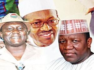 Wabba, Buhari and Yari