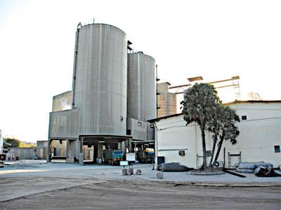 CCNN plant in Sokoto.