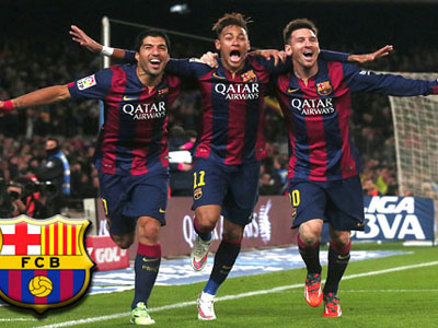 FC-Barcelona-Football