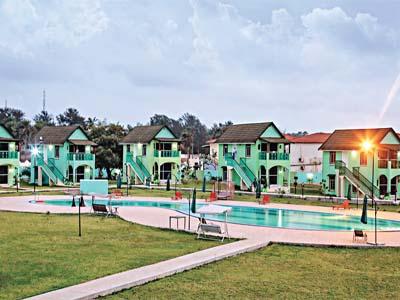 Florish Well Resort