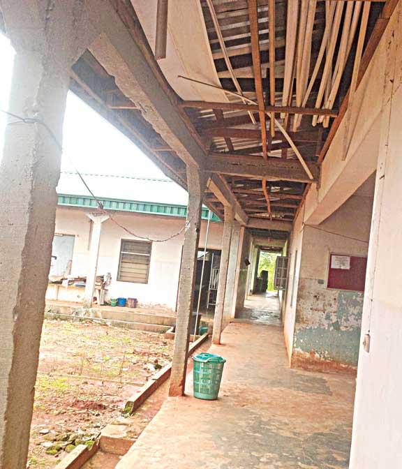 Igbanke hospital