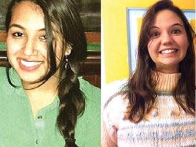 Jessica Ewing & Samantha Shrestha