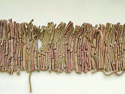 Jute, cotton and dye