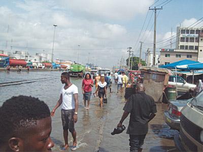 Lagos rains 1