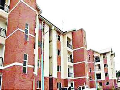 A Chois estate in Lagos