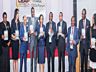 Leap CEO