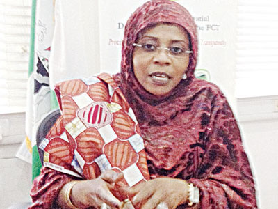Mrs Jamilah Tangaza