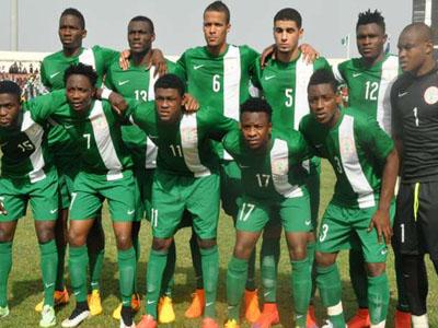 Nigeria vs Chad afcon qualifier
