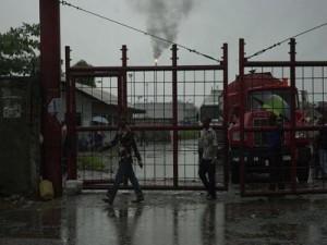 gate of Port harcourt refinery. Photo; wikimedia