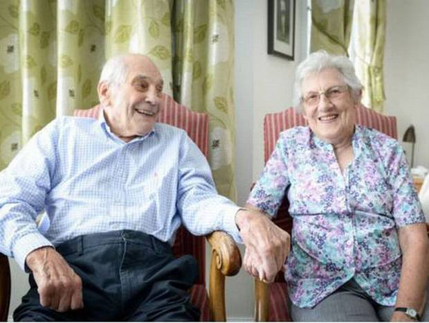 George Kirby and Doreen Luckie are finally set to tie the knot after being together for over 27 years