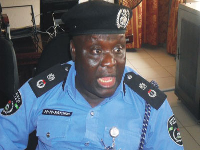 Oyo state Commissioner of Police, Mohammed Katsina. Photo; channelstv