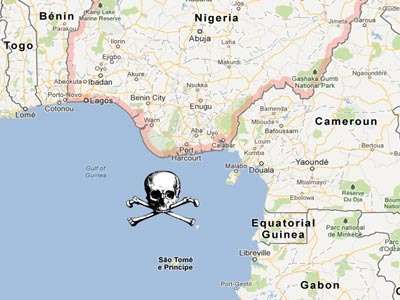 'Gulf of Guinea: A den for pirates