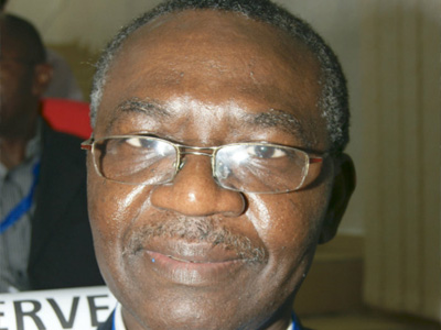 President of NAEE, Prof. Wumi Iledar