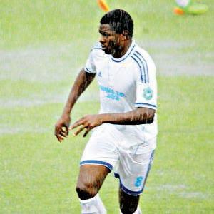 Giwa United's Nojeem Raji.