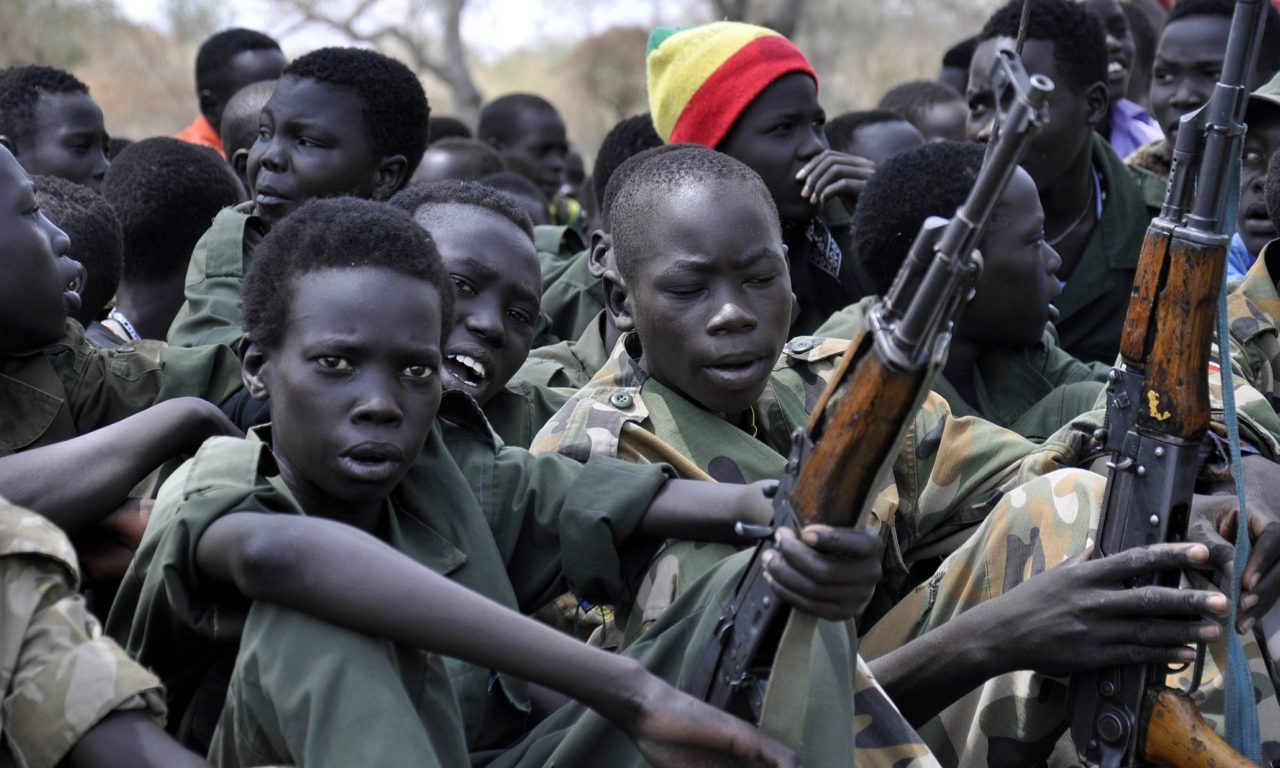 the horrific destiny of children in sudan 1986, the creation of operation lifeline sudan (ols) in april 1989 and its  experience  fundamentally united in its common origins and destiny  throughout  this author was that most children drew harrowing pre-rape  scenes, killings and.