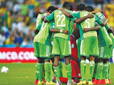 Super Eagles put up a lacklustre performance against the Chadians in the AFCON 2017 qualifier in Kaduna, yesterday