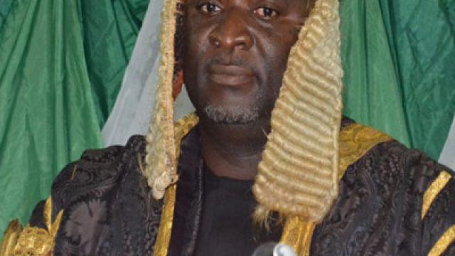 Speaker of Enugu State House of Assembly, Edward Ubosi PHOTO: theadvocatengr.com