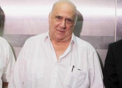 Panama's former vice president Felipe Virz
