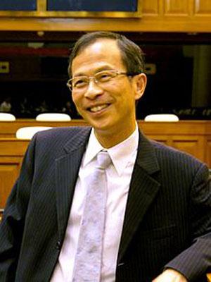 Jasper Tsang, President of the Legislative Council of Hong Kong