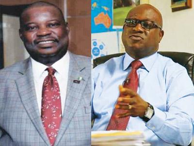 Chijide, OAAN PresidentUdeme, APCON Chairman