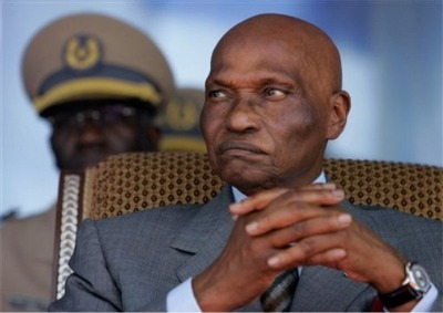 President Abdoulaye Wade of Senegal. Photo; : warandconflictjournal