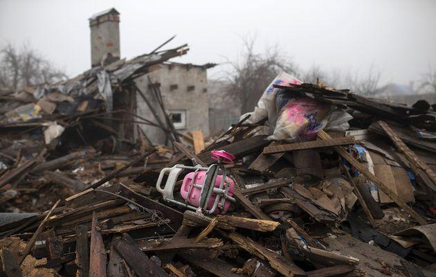 ukraine war conflict