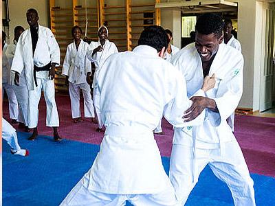 Youth Judo camp