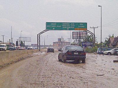 Eleme-Onne Road