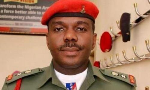 Lt.–Col Mohammed Abubakar