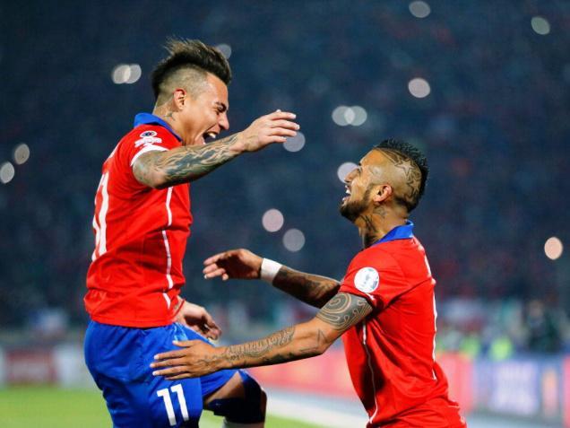 Прогнозы на футбол боливия чили