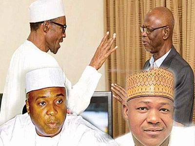 Buhari and Oyegun