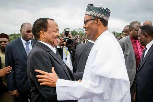 Buhari in Cameroon 2