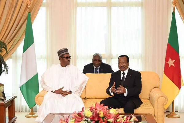 Buhari in Cameroon 5