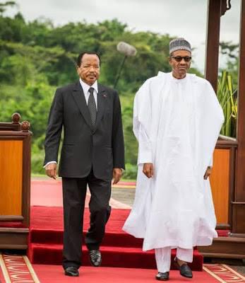 Buhari in Cameroon 6