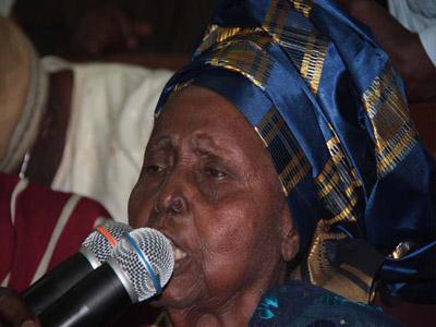 Chief Dr Hannah Dideolu Awolowo