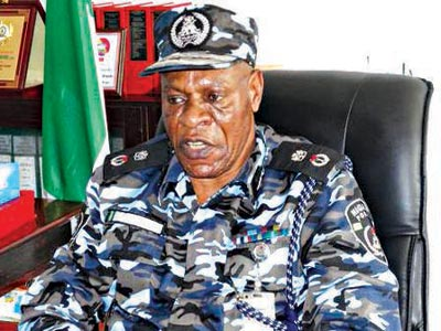 Eke Isaac, Ondo State commissioner of police