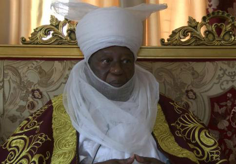 Emir of Zaria, alhaji Shehu Idris