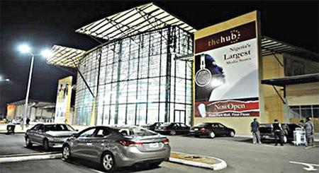 Enugu Mall
