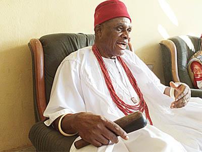Ezejiofor II of Ekwulobia, Emmanuel Onyeneke