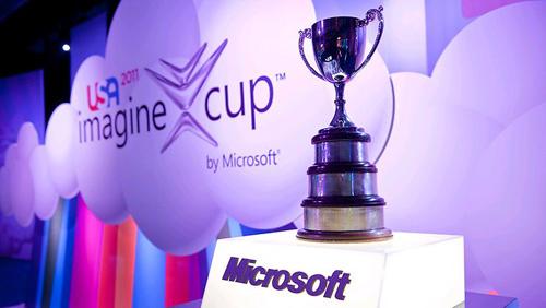 Imagine cup