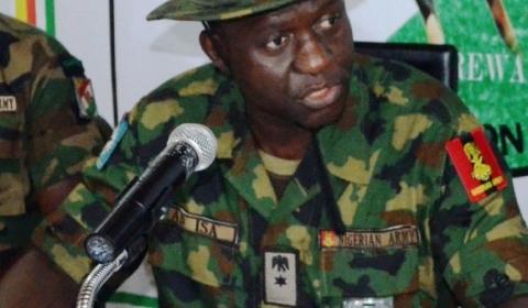 Lt. Col. Isa Ado
