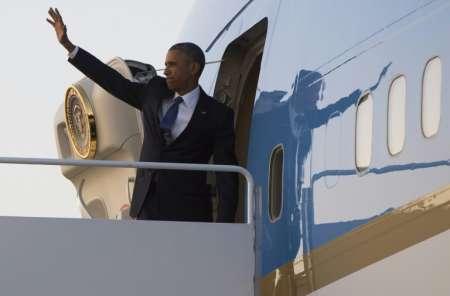 Obama. Photo credit i24