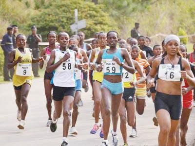 Obudu Mountain Race