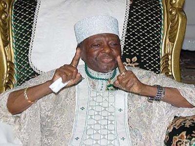 Ooni of ife, Oba Okunade Sijuwade