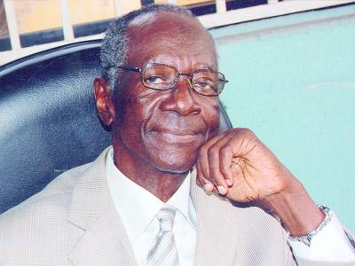 Professor Michael Iyiola