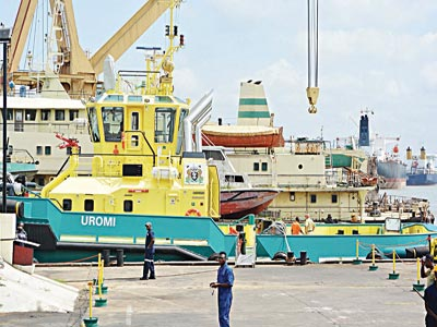 New Tugboat acquired by NPA
