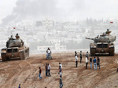 Turkey-Syria
