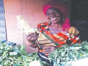 Anokwute, selling Ugu
