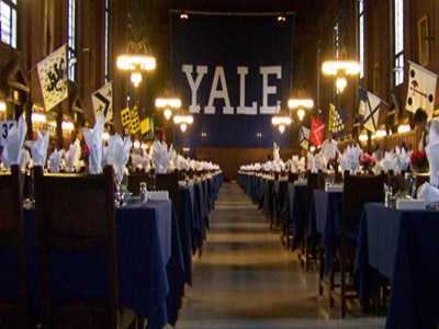Yale alumni inaugurate club