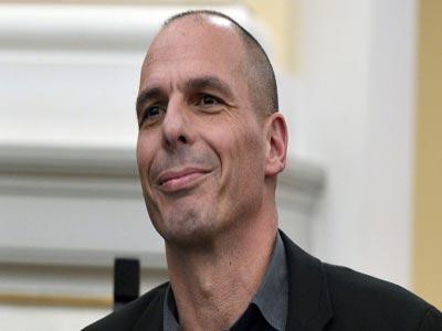 Yanis Varoufakis. Photo credit smh